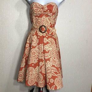 Ruby Rox strapless dress size 3